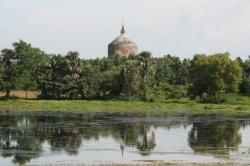 Ancient Bawbawgyi Paya, near Pyay